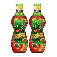 デルモンテ ケチャップハーフ ディズニーデザインボトル 1セット(2本入)