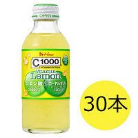 C1000 ビタミンレモン クエン酸&ローヤルゼリー 1セット(140mL×30本) ハウスウェルネスフーズ