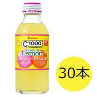 C1000 ビタミンレモン コラーゲン&ヒアルロン酸 1セット(140mL×30本) ハウスウェルネスフーズ