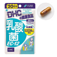 DHC 乳酸菌EC-12 20日分