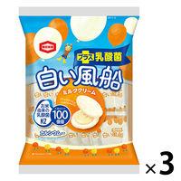 亀田製菓 白い風船ミルククリーム 袋