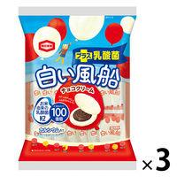 亀田製菓 白い風船チョコクリーム 袋