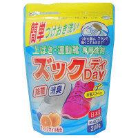 ズックDay 上ばき・運動靴専用洗剤 200g 1袋 日本合成洗剤