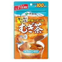 【水出し可】伊藤園 さらさら健康ミネラルむぎ茶 1袋(80g)