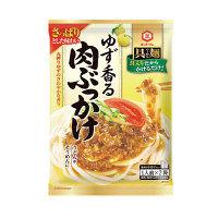 キッコーマン 具麺 ゆず香る肉ぶっかけ 1セット(3袋入)