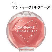 CANMAKE(キャンメイク) キャンメイク クリームチーク 15(アンティーク ミルクローズ) 井田ラボラトリーズ
