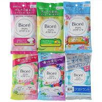 Biore(ビオレ) さらさらパウダーシート 6つの楽しみバラエティパック (10枚×6パック) 花王
