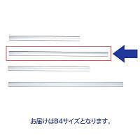 リヒトラブ カードインデックス(カーデックス) 補充用スライドセル B4サイズ用 HC196 1袋(10枚入)