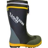 オカモト ワイルドウルフ安全長靴 爪先鋼製芯入りカバーブーツ M RMT-70324