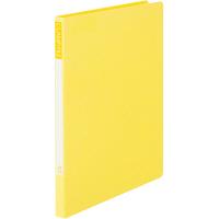 ビュートン エコノミーZファイル A4タテ イエロー 1箱(10冊入)