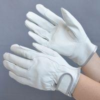 ミドリ安全 牛革手袋 レスキューあて付き AG-2300 Lサイズ 1セット(10双入) R4041429930 (直送品)