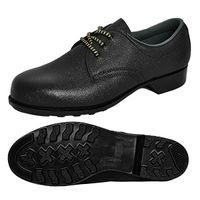 ミドリ安全 JIS規格 安全靴 短靴 HV10 24.5cm ブラック 1足 A1000040908(直送品)