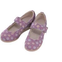 あゆみ 介護靴 1033スマートバンド 藤LL(24.0-24.5cm)両足 施設・院内用 (取寄品)