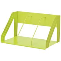 リヒトラブ ブックスタンド 黄緑 A7345-6