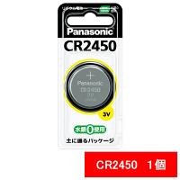 パナソニック リチウムコイン電池 3V CR2450