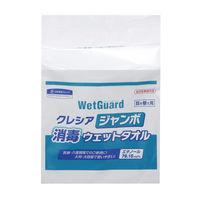 日本製紙クレシア クレシア消毒ウェットタオル詰め替え 64115 1袋(250枚入)