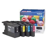 ブラザー インクジェットカートリッジ LC17-4PK 大容量4色パック 1パック(4色入)