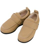 202ae3c9007fca あゆみ 介護靴 7019NEWケアフル 9E ベージュ3L(25.0-25.5cm)両足 外出