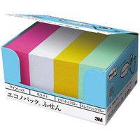 スリーエム ジャパン ポスト・イット(R)フレンドリーシリーズエコノパック 75×25mm 5001-P 1箱(20冊入)