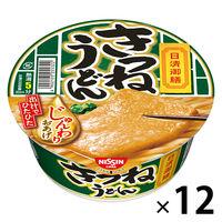 日清食品 日清御膳 きつねうどん 1箱(12食入)