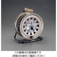 エスコ(esco) AC125V/15A/50m コードリール 1個 EA815B-50(直送品)