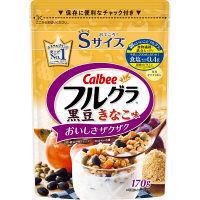 カルビー フルグラ 黒豆きなこ味 170g 1袋
