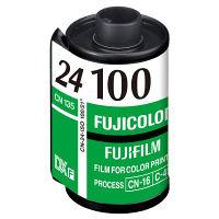 【アウトレット】富士フイルム フジカラー100 24枚撮り FUJICOLOR100R24EX3SB 1パック(3本入)