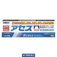 【第3類医薬品】アセス 160g 佐藤製薬