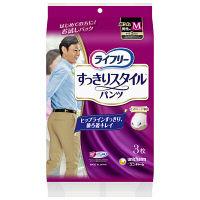 ライフリー すっきりスタイルパンツ M 男性用 1パック(3枚) ユニ・チャーム