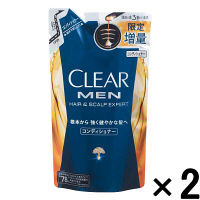 【アウトレット】クリア(CLEAR) クリアフォーメン コンディショナー 詰替 増量品 1セット(300g×2個) ユニリーバ