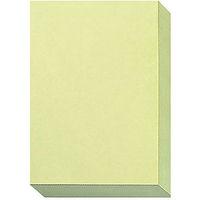 エイピーピー 色上質紙シナールカラー 中厚口 A4 うぐいす