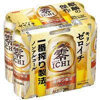 キリン 零ICHI (ゼロイチ) 500ml 6缶