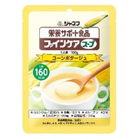 キューピー ジャネフ 26478 栄養サポート食品 ファインケアスープ 1ケース(36袋入) (取寄品)
