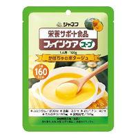 キューピー ジャネフ 26479 栄養サポート食品 ファインケアスープ1ケース(36袋入) (取寄品)