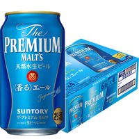 サントリー プレミアムビール プレミアムモルツ 香るエール 350ml 24缶