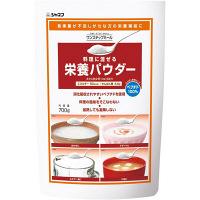 キューピー ジャネフ 45452 料理に混ぜる栄養パウダー 700g 1ケース(8袋入) (取寄品)