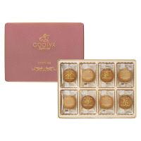 ゴディバ(GODIVA) プラリネクッキーアソートメント 32枚入 1個 三越の贈り物