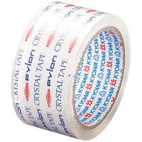 共和 パイロン クリスタル粘着テープ 幅50mm×50m 透明 HS-4500CA 1巻