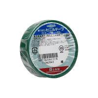 共和 ビニルテープ19×10緑 HF-111-A 1巻
