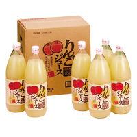 【アウトレット】サンパック りんごジュース 1L 1箱(6本入)