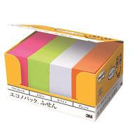 スリーエム ジャパン ポスト・イット(R)フレンドリーシリーズエコノパック 75×25mm 5001-P2 1箱(20冊入)