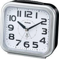 ノア精密 アップタイム 目覚まし置時計