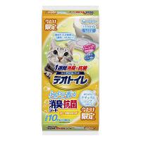 デオトイレ消臭・抗菌シート ソープの香り