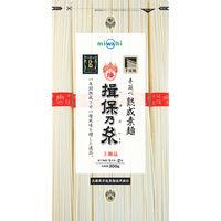 兵庫県手延素麺協同組合 miwabi 揖保乃糸上級品ひね 手延べ熟成素麺