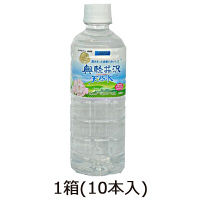 嬬恋銘水 奥軽井沢の天然水 500ml 1箱(10本入)