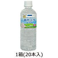 奥軽井沢の天然水 500ml 20本入