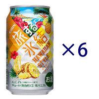 キリン 旅する氷結 ロコロコパイン 6缶