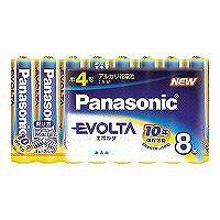 パナソニック アルカリ乾電池 エボルタ 単4形 LR03EJ/8SW 1パック(16本入)