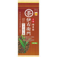 宇治の露製茶 伊右衛門 炒り米入りほうじ茶 1袋(100g)