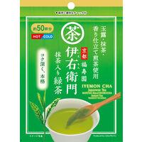 宇治の露製茶 伊右衛門 抹茶入り緑茶インスタント 1袋(40g)